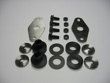 Pin Top Shock Mounts for 1st Gen CTS-V, REAR ONLY (2004 - 2007)