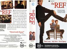 THE REF - Denis Leary - VHS - PAL - NEW - Never played! - Original Oz release