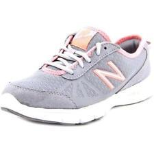 Zapatillas deportivas de mujer New Balance de tacón bajo (menos de 2,5 cm) de color principal gris