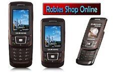 Samsung SGH-D900i Braun (Simlock Frei) 4BAND 3MP MP3 Bluetooth Raritätt OVP TOP