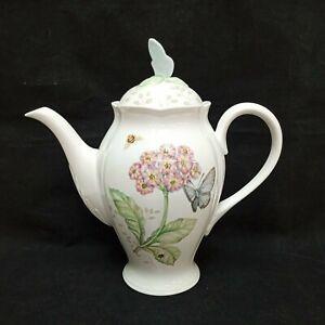 ❤ Lenox BUTTERFLY MEADOW  Coffee Pot