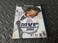 MVP Baseball 2005 (Nintendo GameCube, 2005)