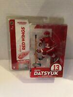 McFarlane NHL Series 9 PAVEL DATSYUK Detroit Red Wings Chase Variant Figure