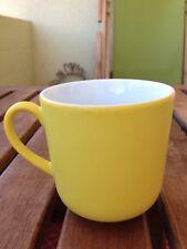 Dibbern Solid Color 4 Tassen - gelb - grün - blau - lila