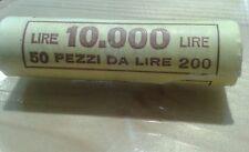 Repubblica italiana Rotolino 200 lire Guardia di Finanza 1996