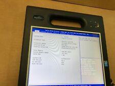"Motion Computing MC-F5M 10.4"" touch tablet  I5-5200, 2.2GHZ 4GB Mem 128GB Sata"