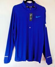 NIKE Running Men's 2XX  Dri-Fit Jacket Reflective Strips On Arms and Jacket NWT