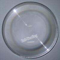 50PCS PVC Credit Card Size Magnifier 85x55x0.7mm Plastic Fresnel Lens