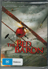 Red Baron Biography WW1 Movie Richthofen German Fighter Air ACE DVD new sealed
