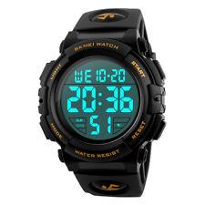 Multi Function Sports Watch For Men And Women Students  Watch Waterproof Watch
