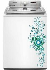 Design Custom Colors Decal Sticker Dishwasher Refrigerator Washing Machine Stove