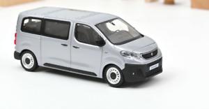1/43 Norev Peugeot Expert 2016 Aluminium Silver Neuf Boite Livraison À Domicile