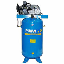 Puma 5-HP 80-Gallon Two-Stage Air Compressor (208-230V 1-Phase)