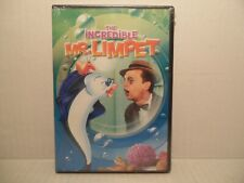 The Incredible Mr. Limpet (DVD, 2009)