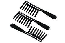 Volume hair comb set of 3 pcs