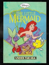 Disney's Cartoon Tales: THE LITTLE MERMAID Official Movie Adaptation