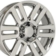 20x7 Wheel Fits Toyota 4Runner Style Chrome 69561 Tacoma Tundra Rim W1X