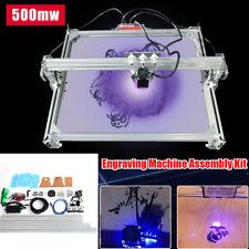 500 65*50cm DIY USB Laser Engraving Marking Machine Logo Printer Engraver