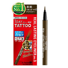 K-Palette 1-Day Tattoo Real Lasting Eyeliner 24h WP - BB Brown Black