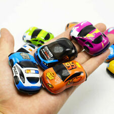 10 pcs/Set Baby Toy Pull Back Cars PlasticToy for Child Wheels Mini Car Models