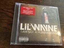 LIL WAYNE - I AM NOT A HUMAN BEING - CD ALBUM