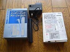 Nintendo Game Boy Pocket BATTERY PACK CHARGER SET MGB-002 MGB-003