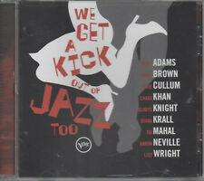 We Get A Kick Out Of Jazz Too CD NEU Jamie Cullum John Scofield Diana Krall