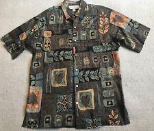 16ba3278b146 Обычный размер 100% ХЛОПОК s Aloha повседневные рубашки для мужчин ...