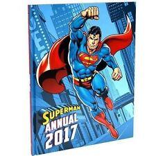 Superman Annual 2017 by Parragon Books Ltd (Hardback, 2016)