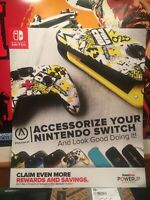 Pokemon Poster Nintendo Switch Store Display Video Game Poster