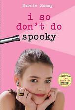 I So Don't Do Spooky-ExLibrary