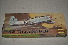 1/53 VINTAGE AURORA P-47D THUNDERBOLT KIT # 81-100