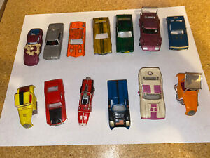 lot of ho scale Slot car bodies 13 shells only