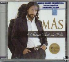 CD + DVD MARCO ANTONIO SOLIS MAS GRANDES EXITOS SEALED