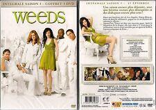 WEEDS - Intégrale saison 3 - Coffret 2 boitiers Slim - 3 DVD - NEUF