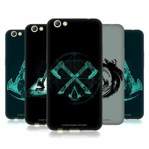 OFFICIAL ASSASSIN'S CREED VALHALLA COMPOSITIONS SOFT GEL CASE FOR OPPO PHONES