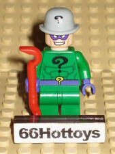 LEGO DC Universe Super Heroes 6857 The Riddler Minifigure NEW
