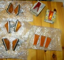NOS lot of 10 lights and lenses position side for Renault R6 R10 R12 R15 R16 ..