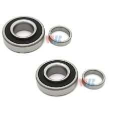 Pair Set of 2 Rear Inner WJB Wheel Bearings for Toyota 4Runner Tacoma Tundra