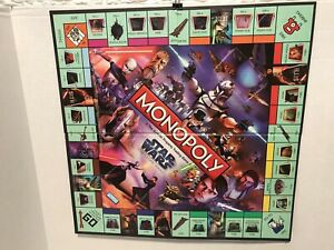 2008 Star Wars Clone Wars Monopoly Game Replacement Game Board Piece Part