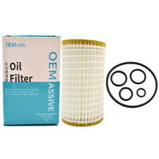 OEMASSIVE Oil Filter 0001802609 For Chrysler Mercedes Benz CLK430 Dodge HU718/5x