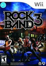 Rock Band 3 - Nintendo  Wii Game