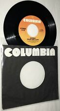 "Journey Walks Like A Lady / People And Places 7"" Single Columbia 1-11275 1980"