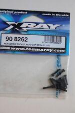 XRAY -Hex Screw Socket Head Cap  M2.5X12 - 10 pièces -  10 pièces - 908262