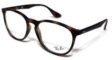 Ray ban 7046 51 Erika 5365 Havana Rubber Glasses Vista Eyewear Rubberized