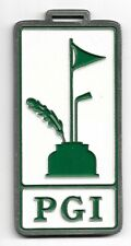Pgi Golf,(Payroll Guardian International) Metal Bag Tag