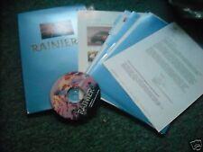 2002 2003 BUICK RAINER PRESS KIT W CD-ROM