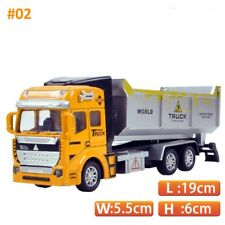 1pc Kids Creative Alloy Car Truck Model Pull Back Power 1 48 Scale Vehicle Toys No.02