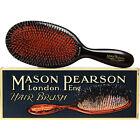 Mason Pearson Popular Bristle & Nylon Large BN1 Black Hair Brush