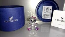 Swarovski Kris Ours Bear chérie SWEETHEART FILLE 5301571 NEUF